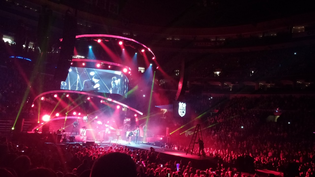 FK & C- Winter Jam St. Louis 2015