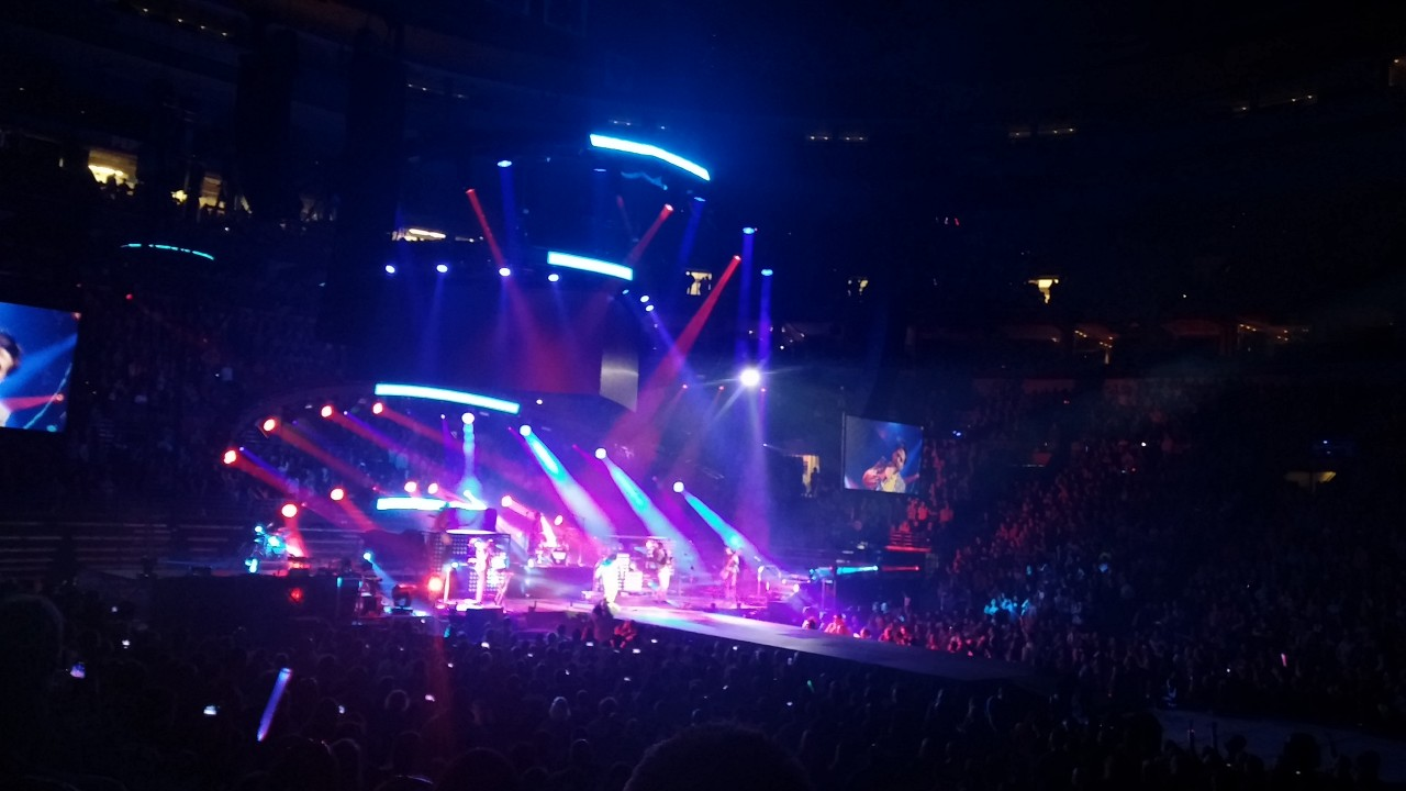 Family Force 5- Winter Jam St. Louis 2015