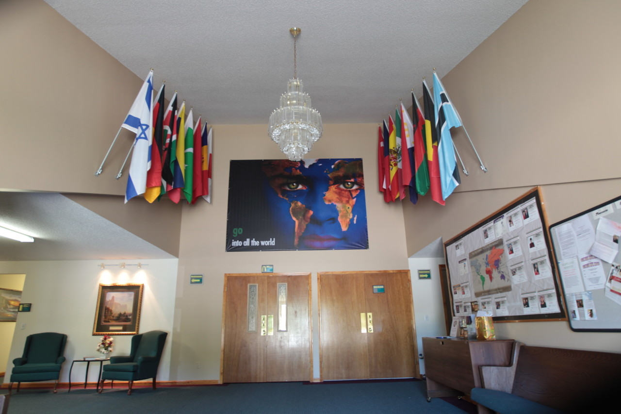 Missions Foyer